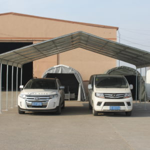 Vehicle Shelters